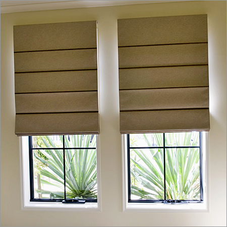 soft hard roman blinds superb window furnishings. Black Bedroom Furniture Sets. Home Design Ideas