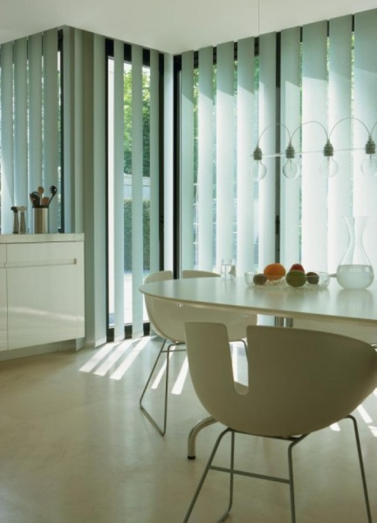 Vertical Blinds Superb Window Furnishings